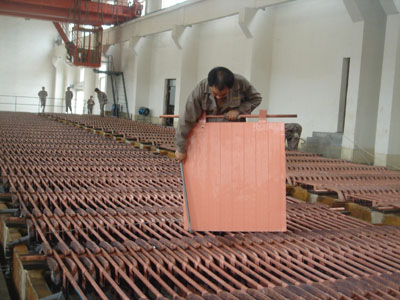 Copper-Cathode-Production-System