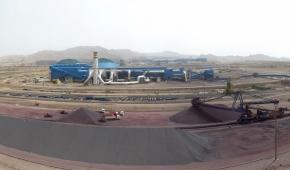 ظرفیت خردایش و فرآوری سنگ آهن در سنگان به 2.6 میلیون تن می رسد